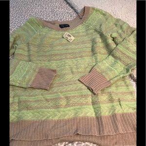 American Eagle sweater sz XL NWT